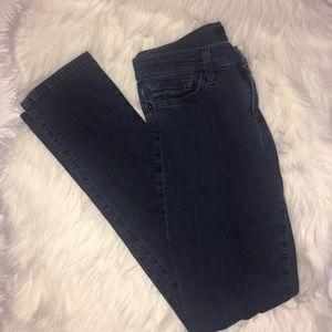 Joe's Straight Leg Jeans in Karen